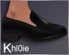 K black formal loafer M