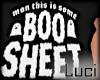 !L! Boo Sheet