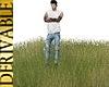 3N: DERIV:Grass / Ground