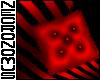 Pin Stripe Red 6