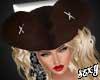 (X)pirate hat