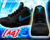 [AG] Sneakers Black