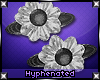 {-} Flower Power | White