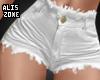 [AZ] RLS White short