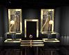 Deco Black&Gold rooms