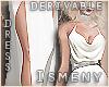 [Is] Cowl Dress 2 Drv