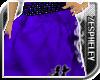 SKIN Poodle Purple
