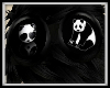 Panda  Goggles