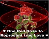 Rose True Love Support