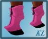 Altiva Boot 3D Pink