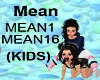 (KIDS) Mean Song