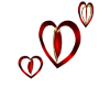 Animated Red Hearts
