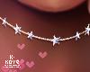 |< Oji Star Necklace