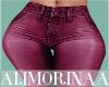 *A* Dark Pink Jeans RL