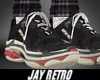 Retro Jaylenciaga Black