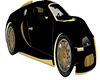 black&gold bugatti