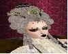 Antoinette golden lace