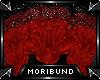 ♆ Scarlet Headdress