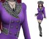 Greta V2 Purple