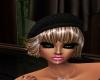 Blonde Hair & Hat