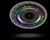 speaker floating animate