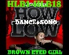 Dance&Song Brown Eyed