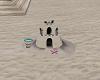 Boho Sandcastle