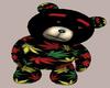 (L) Weed Bear