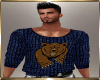 Blue Bear Sweater