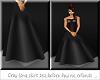 (TB) Gray long skirt