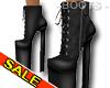 High Heel Club Boots