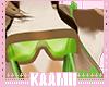 K'eshi Neck goggles