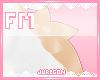 . Cream | Hip Tuft