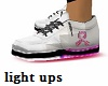 Kids Breast Cancer Shoes