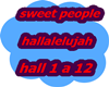 hallalelujah