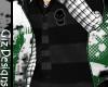 [GD] Gray Emo Tie