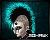 [MO] Ice Blue Mohawk