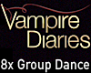 Vampire Diaries GROUP 8x