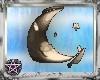 ![Nero]Silver moon bed