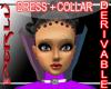 (PX)Der FullGothic Dress