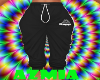 kappa kid sweatpants
