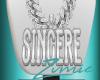 ∞ Sincere Chain