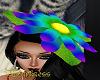 Daisy Hat Rainbow