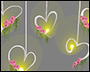 +Hearts Hanging Lamps+