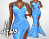 Evening Gown ~ Blue 2