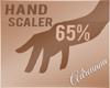 ADR# Hand Scaler 65%