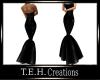 Cruella Black Dress