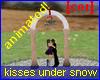 [cor] kisses under snow