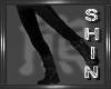 Jeans & Boots - Black