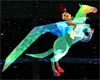 animated rave pegasus